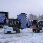 Региональный оператор поставит в муниципалитеты области новые контейнеры в рамках нацпроекта «Экология»