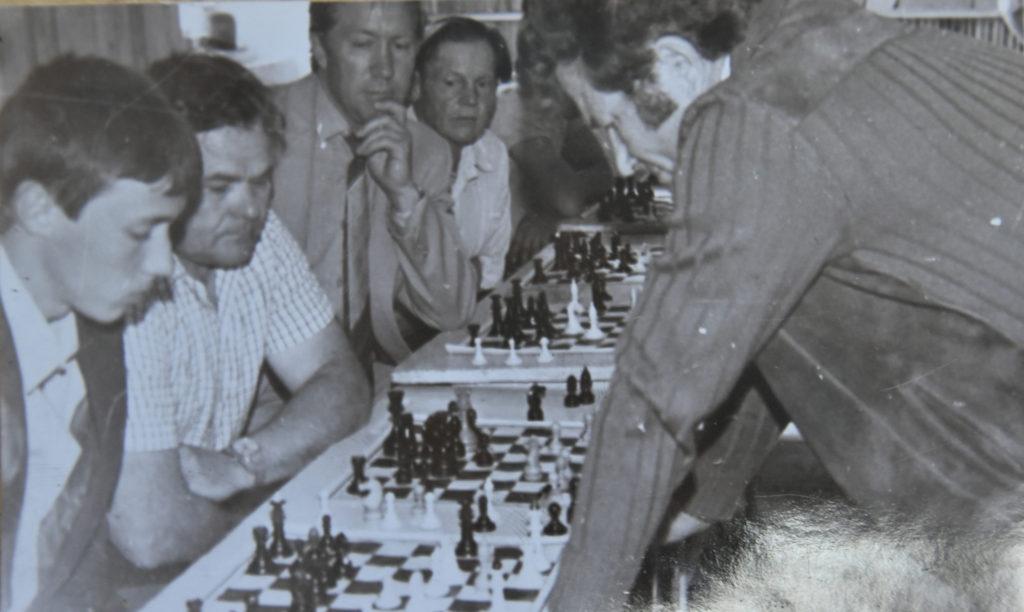В субботу, 25 января, состоялся сороковой, юбилейный блицтурнир по шахматам на призы «Ярковских известий».