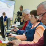 В регионе продолжается организация обучения граждан в возрасте 50+