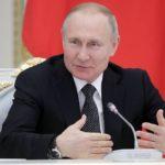 Путин поддержал предложение о закреплении в Конституции норм о бережном отношении к детям