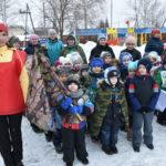 «Снежинка»: со спортом с малых лет