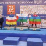 Эльдар Аминов — серебряный призер Первенства России по армрестлингу