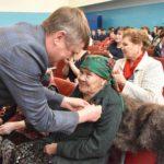Вручение памятных медалей состоялось в Староалександровском сельском поселении