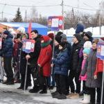 В Ярково прошли 27 финальные районные зимние спортивные игры