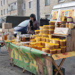 Как зиму провожали, мед и мясо продавали