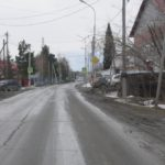 Улицы районного центра, 14 апреля 2020.
