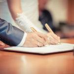 С 1 апреля в Тюменской области приостановлена регистрация браков и разводов в органах ЗАГС
