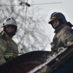 73 пожара произошло в Тюменской области за минувшую неделю