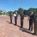 Ветераны пограничники Тюменской области отмечены благодарностью полпреда Николая Цуканова