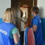 Волонтерский штаб помощи пожилым гражданам Ярковского района продолжает свою работу