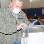 Ярково, избирательный участок № 2824. ВИДЕО