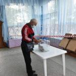 Общероссийское голосование по поправкам к Конституции в Щетково проходит с соблюдением всех мер безопасности