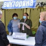 «Фестиваль побед» проходит в Ярково