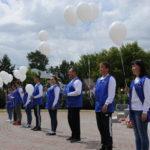 Памятная акция «Звон Победы» прошла сегодня в Ярково