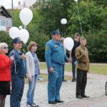 Акция «Звон Победы» и флешмоб «Голубь мира» — в честь Парада Победы. ВИДЕО