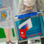Пенсионеры из Ярково приняли участие в голосовании на дому