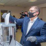 Владимир Якушев: «Участие в голосовании — важный момент в жизни каждого гражданина»