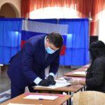Иван Квитка призвал тюменцев активнее идти на участки для голосования