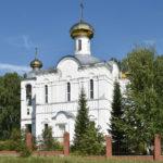 Храм в Ярково: из глубины времен