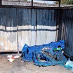 Жители региона портят контейнеры, выбрасывая в мусор тлеющую золу