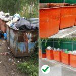Регоператор помог тюменским дачникам избавиться от мусора