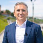 Александр Моор поздравил с днем рождения Тюменской области