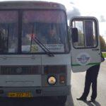 На тюменских трассах проверили водителей автобусов