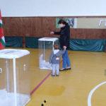 Избирательный участок № 2824, с. Ярково