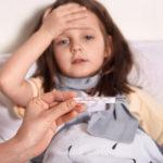 Большинство заболевших ОРВИ в регионе – дети