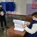 Избирательный участок № 2801, с. Гилево