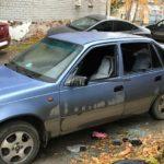 Машина, улица, топор или история одного угона