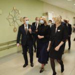 Вице-премьер Татьяна Голикова приезжала с рабочим визитом в Тюмень