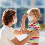 Эксперт: растет число детей, инфицированных COVID-19. Несколько слов о мерах предосторожности
