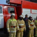 В Ярковском районе создана добровольная пожарная команда