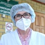 «Линия фронта» Елены Антипиной
