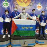 Ярковские армрестлеры — в призерах Первенства УрФО