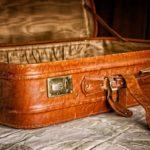 Житель Ярковского района украл у знакомого чемодан с.. бельем