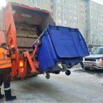Стал известен график вывоза мусора в праздничные дни