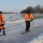 Переправа у Ярково заработает накануне Нового года