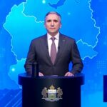 Александр Моор выступил с ежегодным посланием правительству Тюменской области