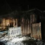 Трагедия в Ялуторовском районе: в пожаре погибли трое детей