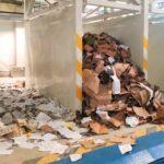 Первая партия вторичного сырья с Тобольского мусоросортировочного завода отправилась на переработку