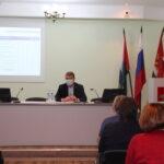 Состоялся совет глав поселений района