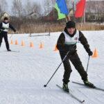 13 февраля в с. Ярково прошёл Зимний фестиваль ГТО