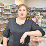 Предприниматель Оксана Шмелева