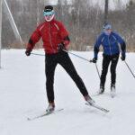 Лыжные гонки. Турнир памяти Евгения Савельева