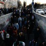 В незаконных акциях в России приняли участие 14,4 тысячи человек