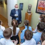 В Тобольском музее-заповеднике открылась выставка «Первый в космосе»
