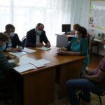 Встреча в Староалександровке