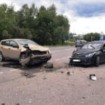 30 дорожно-транспортных происшествий за неделю